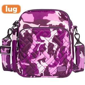 Lug Can Can 2 Convertible Camo Crossbody Bag